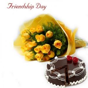 A friendship day treat