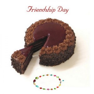 Indulge in the friendship