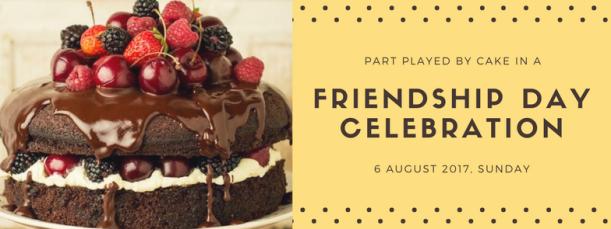 friendship day celebration