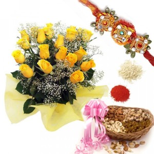A combo of dry fruits
