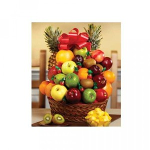 gift a basket full of fruits