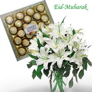 Love and Luck Eid gift