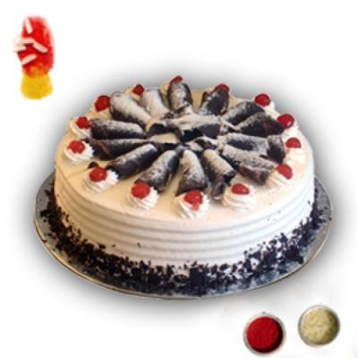 brilliant Blackforest cake
