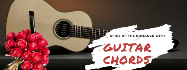 romance with guitar chords