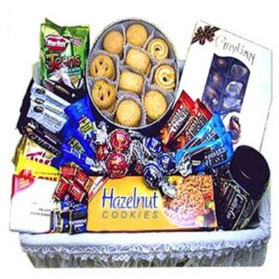 Cocoa basket